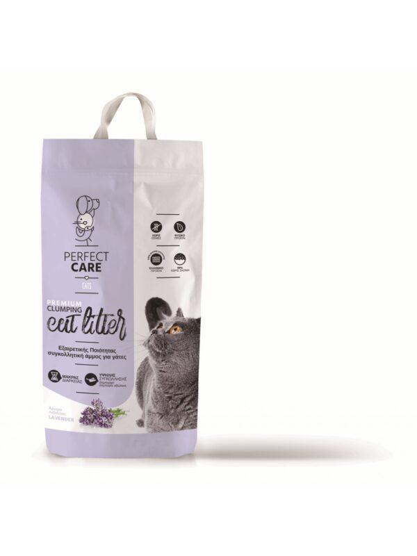 PERFECT CARE CAT LITTER ΛΕΒΑΝΤΑ 5KG