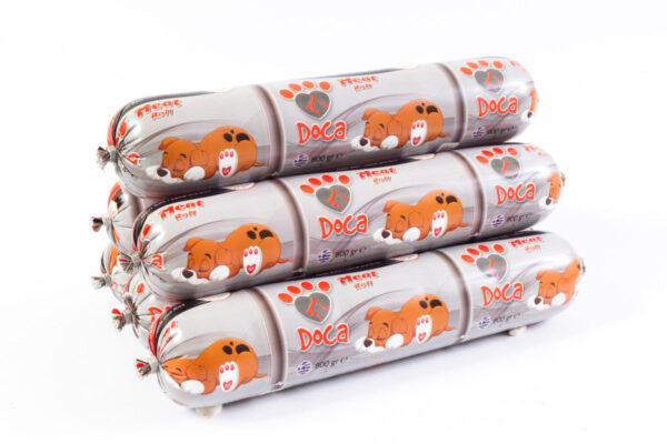 Σαλάμι για σκύλους αρνί κ' ρύζι 800 g